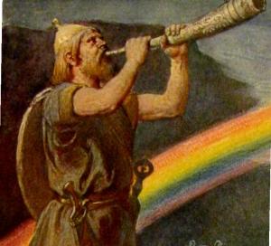 Rainbow searching